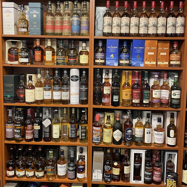 Whisky Fred van den Heuvel